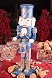 Traditional Soldier Drummer Nutcracker by Clever