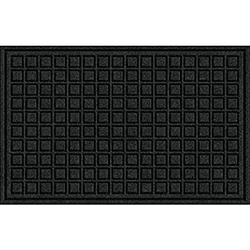 Amazon Com Textures Blocks Entrance Door Mat 18 Inch By