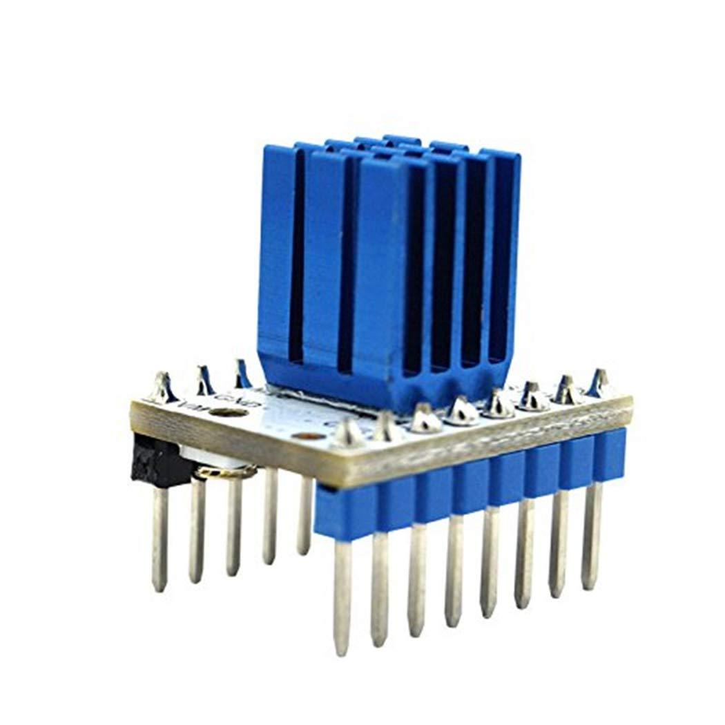 Fansport Controlador del Motor TMC2100 Impresora 3D ...