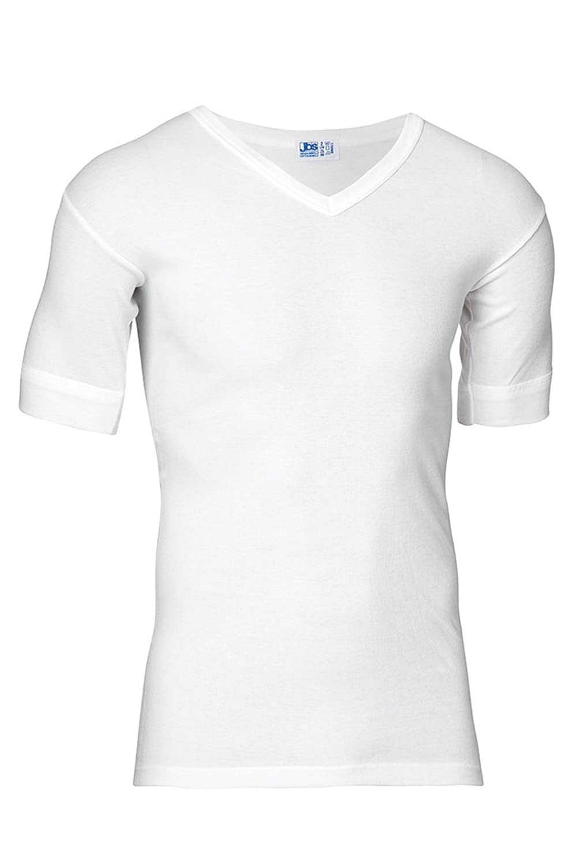 JBS 300 V-Neck Shirt 4er Pack white S bis 3XL