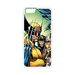 iphone6 4.7 inch Phone Case White Marvel comic KMH4937779