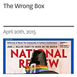 The Wrong Box | Tim Heffernan,Graeme Wood