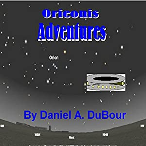 Orieonis Adventures Audiobook