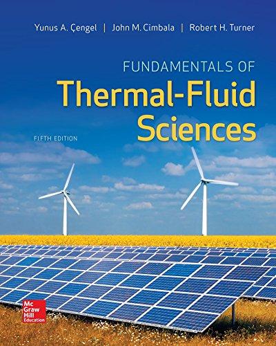 Pdf Engineering Fundamentals of Thermal-Fluid Sciences