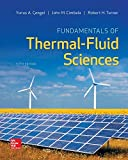 Fundamentals of Thermal-Fluid Sciences 5th Edition