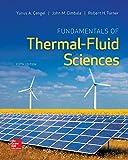 Fundamentals of Thermal-Fluid Sciences 9780078027680