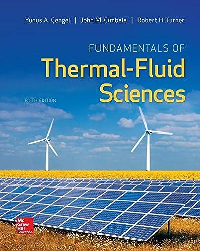 amazon com fundamentals of thermal fluid sciences 9780078027680 rh amazon com Building Material Thermal Degradation Building Material Thermal Degradation