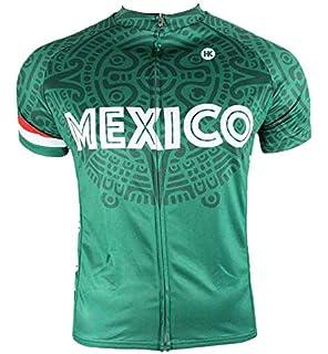 Amazon.com   Hill Killer Ireland Men s Cycling Jersey   Sports ... 01e2117e5