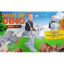 Kids Dress Up Dinosaur Rider Costume (3-7 Years)