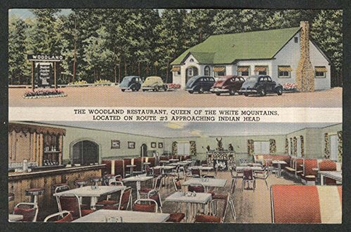 Woodland Restaurant Queen Of The White Mountains Lincoln Nh