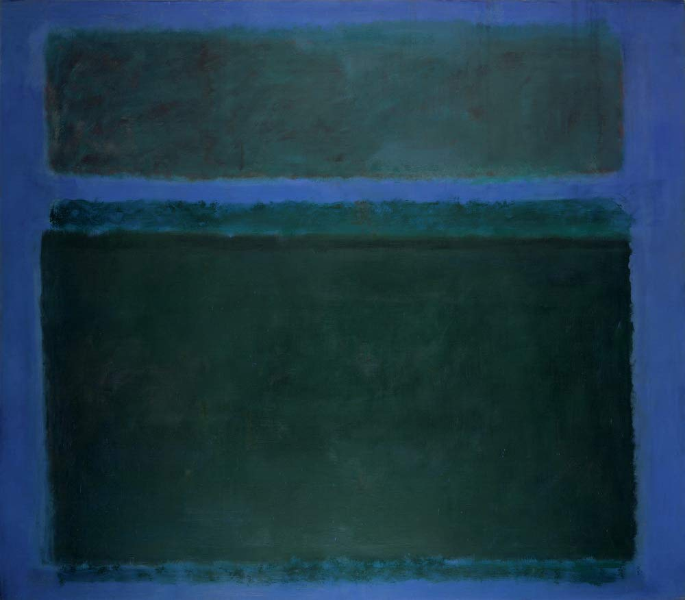 Mark Rothko Giclee Arte Carta Stampa Opere dArtee Dipinti Poster Riproduzione Copertina