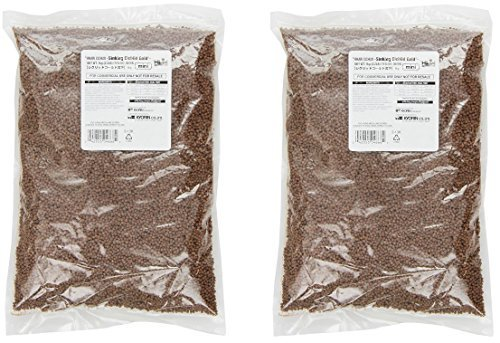 (2 Pack) Hikari Sinking Cichlid Gold Pellets for Pets, Mini - 2.2 Pound Bags (4.4 Pounds Total) by HIKARI