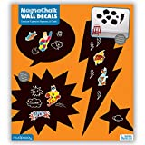 Mudpuppy Superhero MagnaChalk Wall Decals