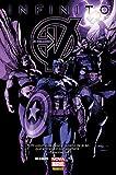 capa de Os Vingadores. Infinito