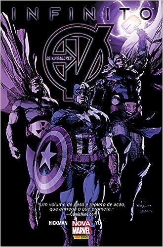 Os Vingadores – Infinito