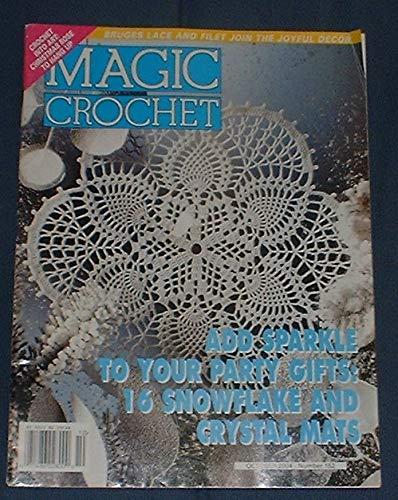 Magic Crochet (October 2004, Number 152)