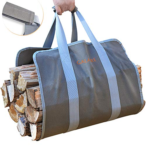 GALAFIRE Wood Carrier for