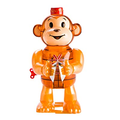 California Creations Z Classics Monkey Mortimer Windup Toy: Toys & Games