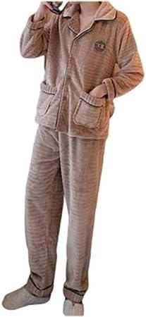 Parejas/Amantes Franela Navidad Pijama Traje Profesional ...