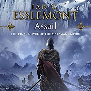 Assail Audiobook