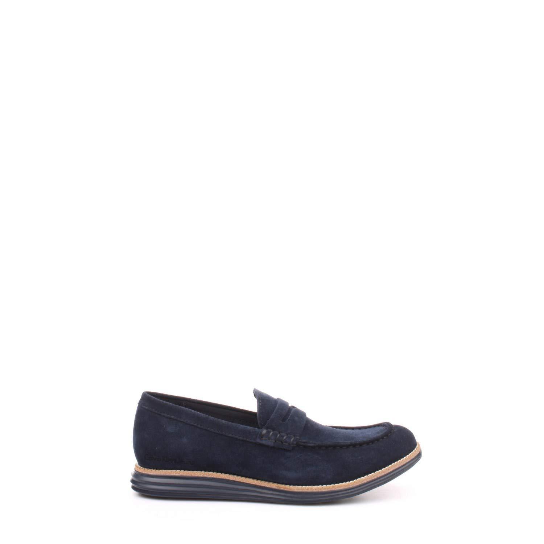 Calvin Klein Jeans - Mocasines para Hombre Azul Navy Azul Size: 43: Amazon.es: Zapatos y complementos