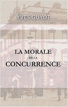 Book La morale de la concurrence