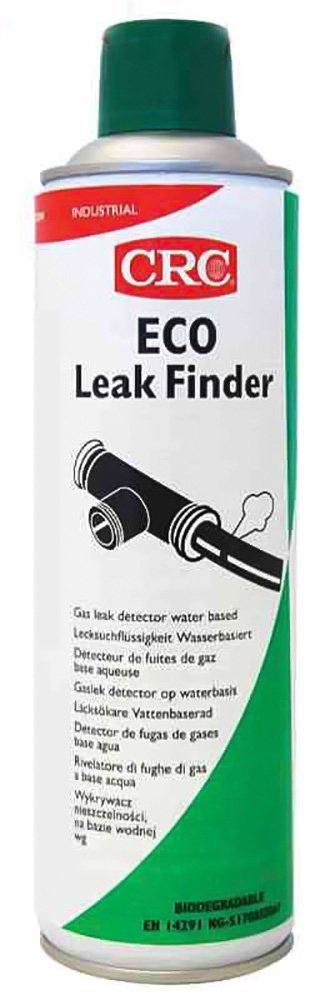 CRC - Detector De Fugas De Gases En Spray Eco Leak Finder Fps 500 Ml: Amazon.es: Bricolaje y herramientas