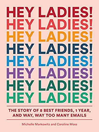 Image result for hey ladies book cover