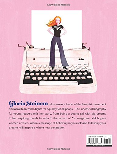 Gloria's Voice: The Story of Gloria Steinem―Feminist, Activist, Leader (People Who Shaped Our World) by Sterling Children's Books (Image #2)