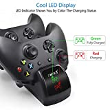 Xbox One Controller Charger with 2x 1200