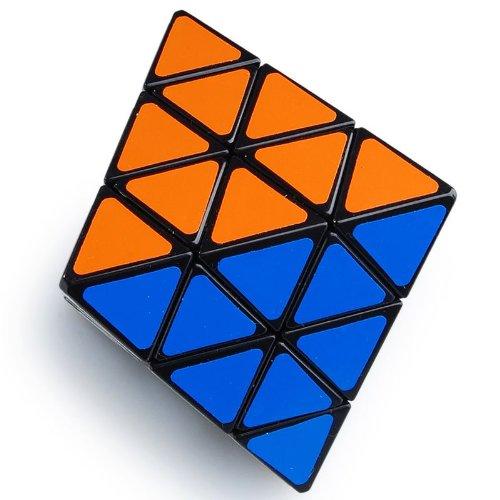 Thinkmax 8-axis Octahedron Diamond Puzzle Black