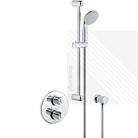 Grohe 34162001 Grohtherm 1000 Concealed Thermostatic Valve BIV with ...