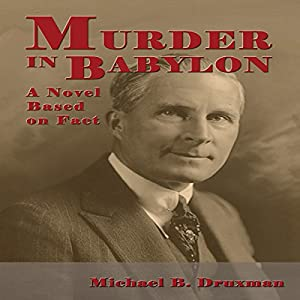 Murder in Babylon: A Novel Based on Fact Audiobook