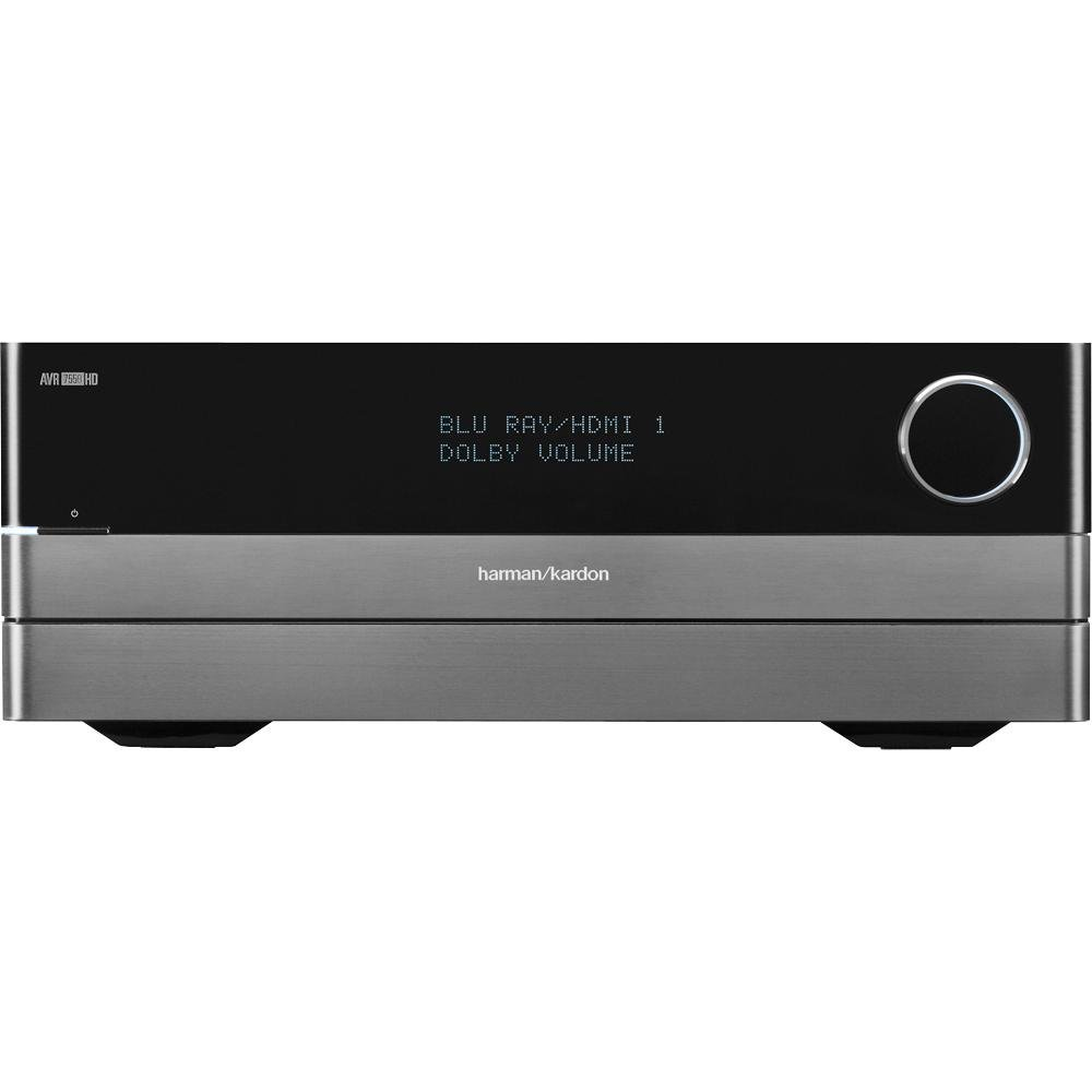 amazon com harman kardon avr7550hd 7 2 channel audio video receiver rh amazon com