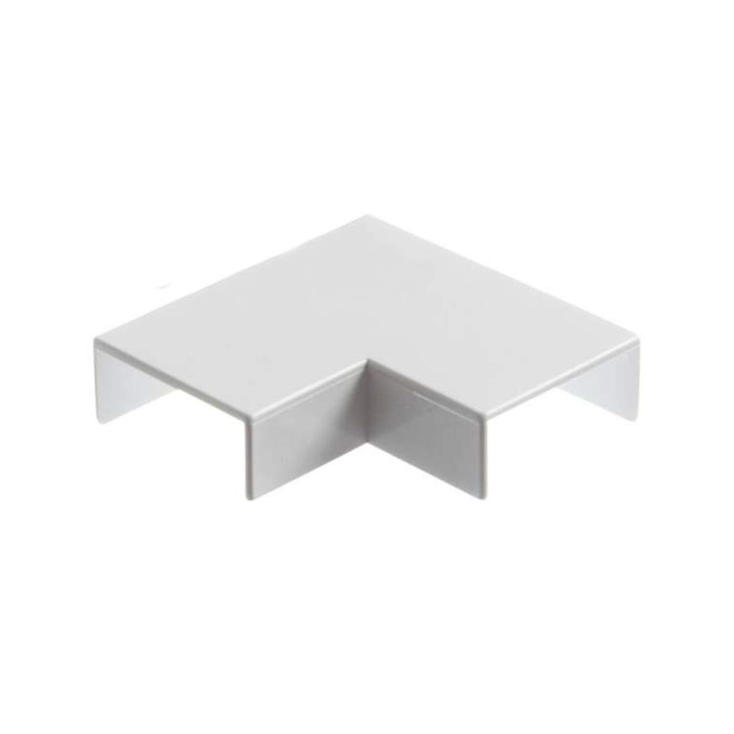 Electrical Trunking Flat 90° Angle (25 x 16mm) TVTech