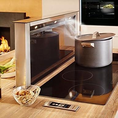 Silverline Ariel - Campana extractora (900 mm, acero inoxidable, 850 m3/h): Amazon.es: Grandes electrodomésticos