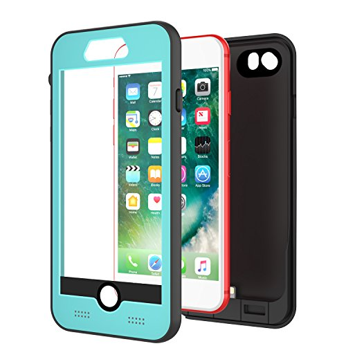 huge discount 59a4b e353d Punkjuice iPhone 8/7/6s/6 Battery Case - Waterproof Slim Portable Power  Juice Bank W/ 3000mAh High Capacity - Fastcharging - 120% Extra Battery  Life ...