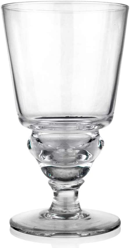 Traditional Pontarlier Absinthe Glass, Uncut by Bonnecaze Absinthe & Home