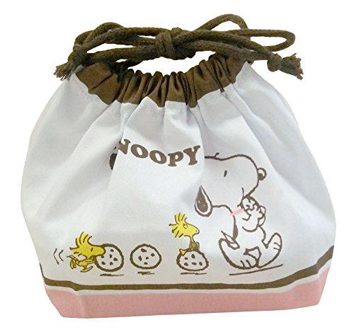 Bento Box Lunch Bag (Snoopy Club)