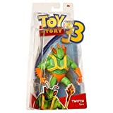 Disney Pixar Toy Story 3 Action Figure, Twitch