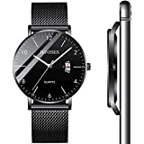 Wyenliz Men's Watch Fashion Analog Quartz...