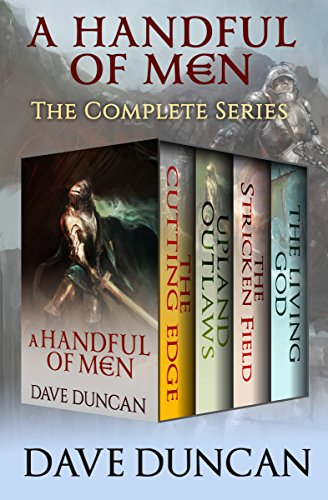 A Handful of Men: The Complete Series cover