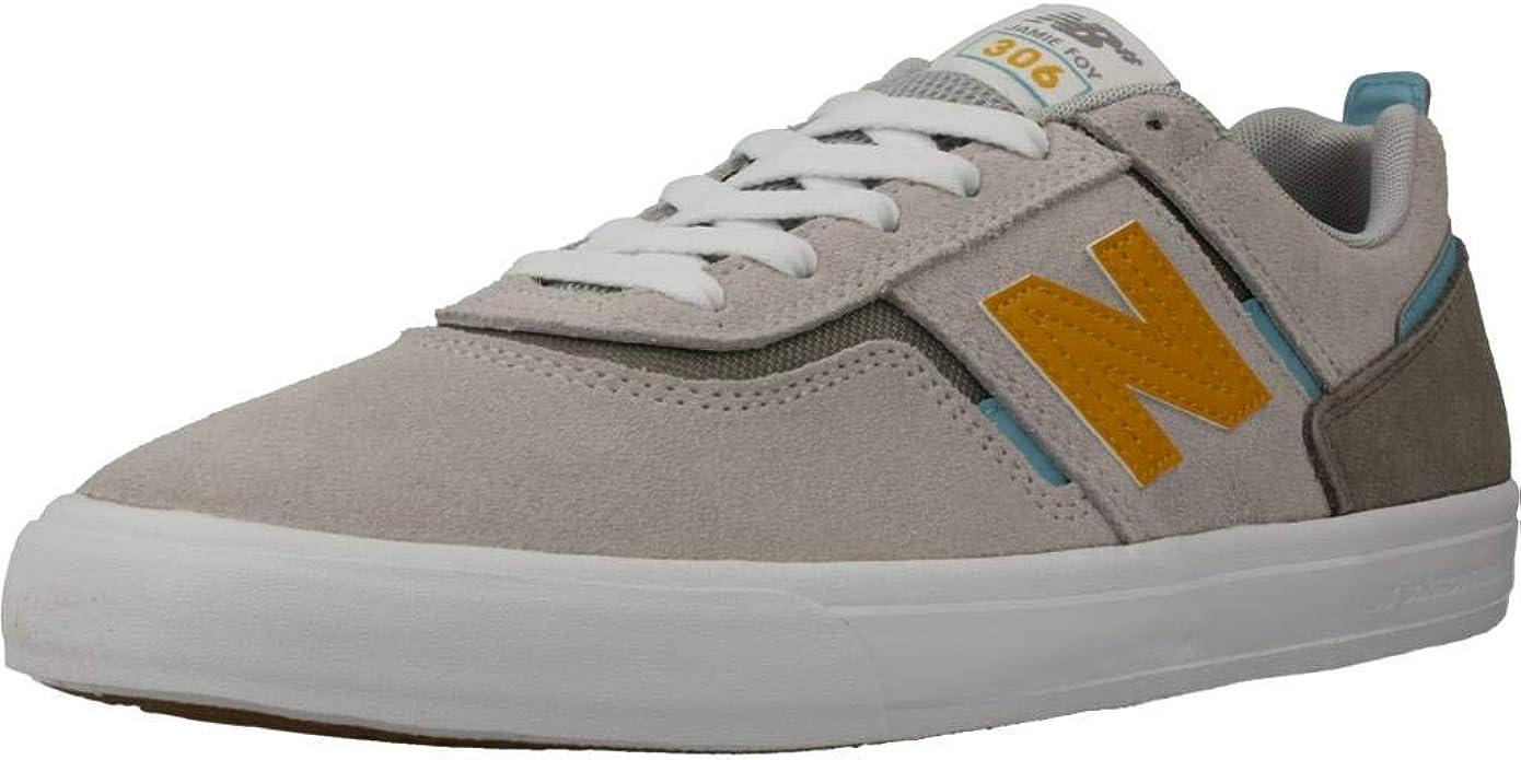 New Balance Numeric 306 Herren Sneakers Skateboardschuhe Grau