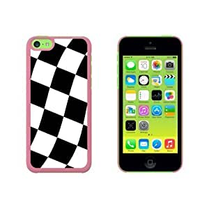 Checkered Racing Flag Snap On Hard Protective For SamSung Galaxy S3 Phone Case Cover - Pink