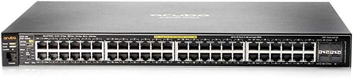 HP J9772A 2530-48G-PoE+ 48 Port Gigabit Switch