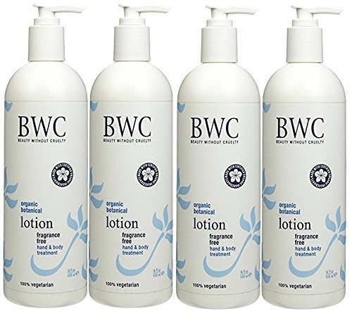 Beauty Without Cruelty Fragrance Free Hand & Body Lotion - 16 Fluid Ounces ( Multi-Pack) from Beauty Without Cruelty