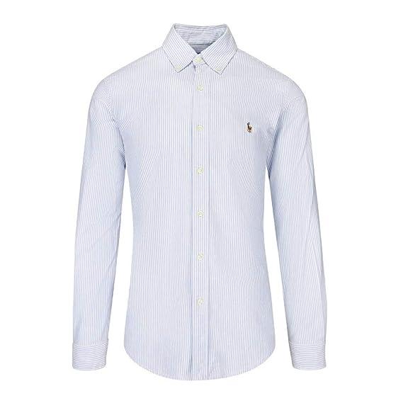 Ralph Lauren - Camisa formal - Classic Oxford: Amazon.es: Ropa y ...