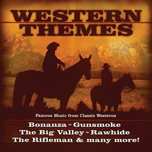 Western Themes: Famous Music From Classic Westerns]()