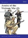 Armies of the Vietnam War (2) (Men-at-Arms)