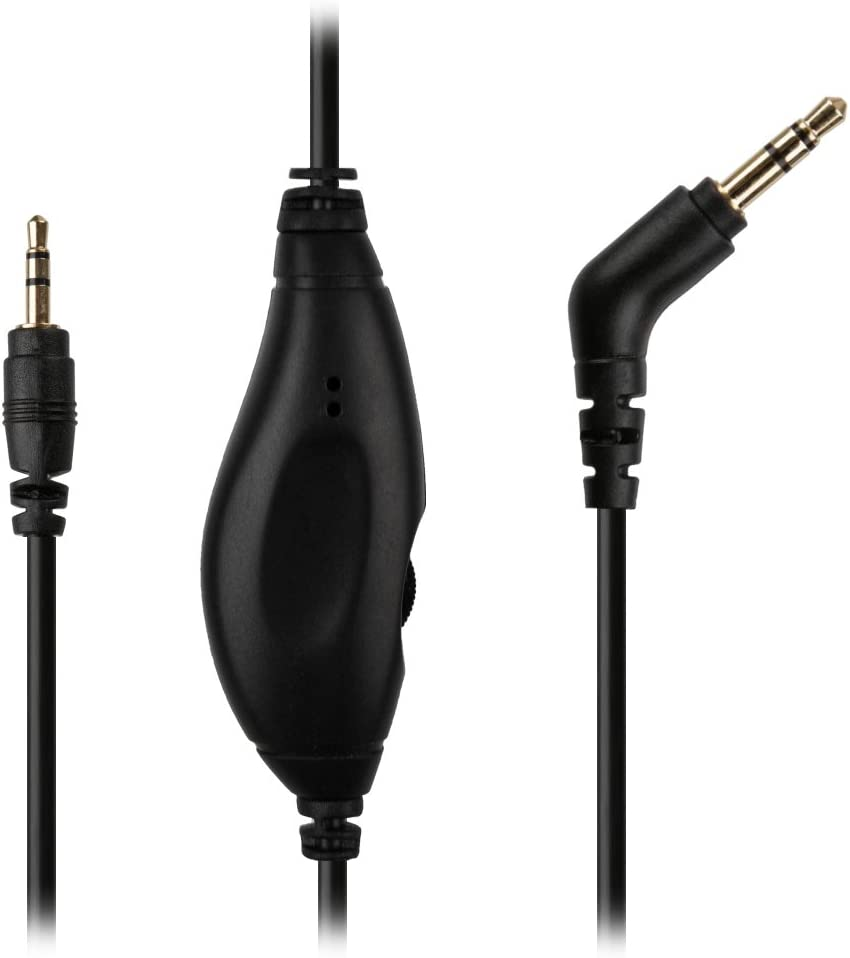 Xbox One Talkback Chat Cable with Volume Control for Astro Gaming Headsets A30A40A50 Lead 1